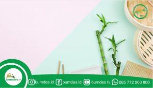 Potensi Besar bagi Desa pengrajin Bambu dalam Usaha Mengurangi Pemakaian Produk Plastik